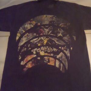 Black Scale - St.Michael T-shirt